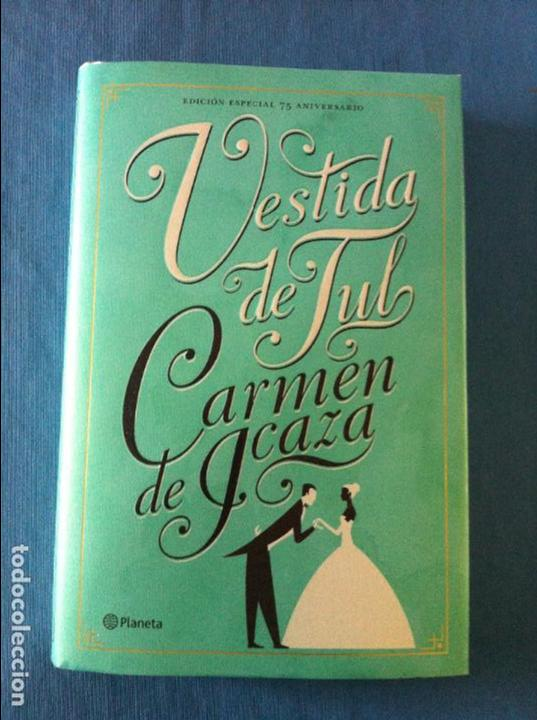 Vestida De Tul Carmen De Icaza 2017 Vendido En Venta Directa 104100723