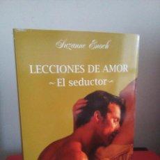 Libros de segunda mano: EL SEDUCTOR - LECCIONES DE AMOR II - SUZANNE ENOCH - ESENCIA 2010 - BUEN ESTADO. Lote 104368067