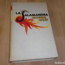 Libros de segunda mano: LA SALAMANDRA - MORRIS WEST. Lote 104399275