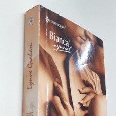Libros de segunda mano: PASION ESMERALDA / BIANCA ESPECIAL / LYNNE GRAHAN. Lote 104735835