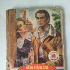 Libros de segunda mano: COLECCION PIMPINELA 294 - EL HOMBRE DE LAS CAVERNAS - MARIA TERESA SESE - 1952. Lote 104814803
