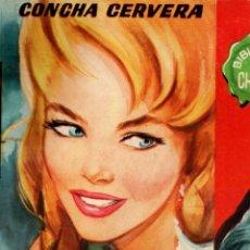 Libros de segunda mano: CUPIDO CRUZA EL VALLE. CONCHA CERVERA. BIBLIOTECA DE CHICAS. EDICIONES CID, 1962.. Lote 144555209