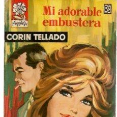 Libros de segunda mano: PIMPINELA. Nº 906. MI ADORABLE EMBUSTERA. CORÍN TELLADO. BRUGUERA.(P/C14). Lote 105199515