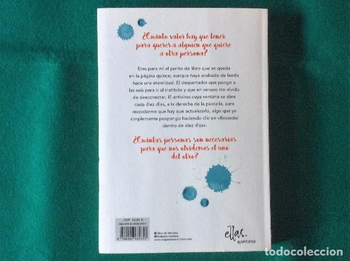 Libros de segunda mano: FUERA LLUEVE, DENTRO TAMBIÉN...¿paso a buscarte? ANTONIO DIKELE DISTEFANO AÑO 2015 MONTENA - Foto 3 - 105628055