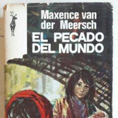 Libros de segunda mano: EL PECADO DEL MUNDO. Lote 105970740