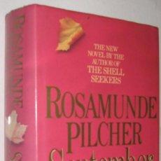 Libros de segunda mano: SEPTEMBER - ROSAMUNDE PILCHER - EN INGLES *. Lote 106005175