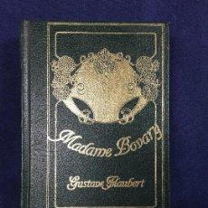 Libros de segunda mano: MADAME BOVARY GUSTAVE FLAUBERT GRANDES GENIOS LITERATURA UNIVERSAL CLUB INTERNACIONAL LIBRO 12,5X16C. Lote 106184851