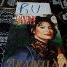 Libros de segunda mano: ARABELLA CATHERINE COULTER GRUPO Z. Lote 106631755