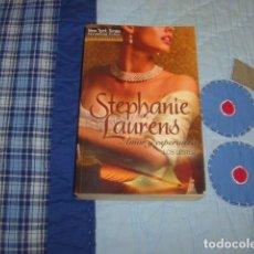 Libros de segunda mano: AMOR Y ESPERANZA , STEPHANIE LAURENS. Lote 106704755