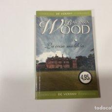 Libros de segunda mano: LA CASA MALDITA / BARBARA WOOD. Lote 106920331