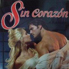 Libros de segunda mano: NOVELA ROMANTICA SIN CORAZON DE KAT MARTIN. Lote 107311675