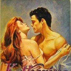 Libros de segunda mano: NOVELA ROMANTICA LADRON DE CORAZONES DE KATHERINE STONE. Lote 107311751