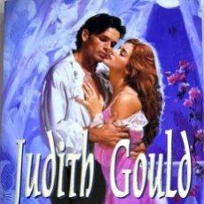Libros de segunda mano: NOVELA ROMANTICA RAPSODIA DE AMOR DE JUDITH GOULD. Lote 107311823