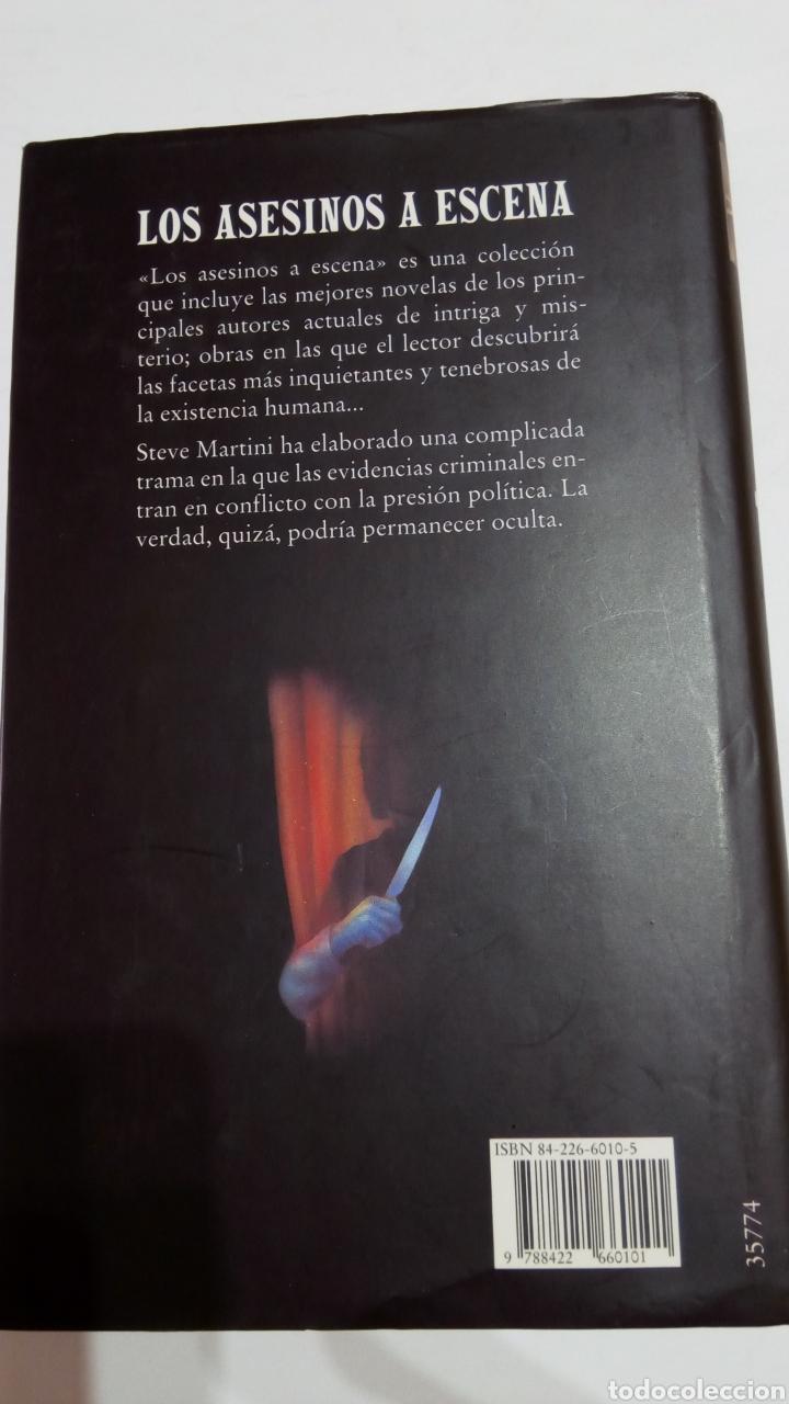 Libros de segunda mano: Libro El testigo. Steve Martini. Círculo de  lectores.