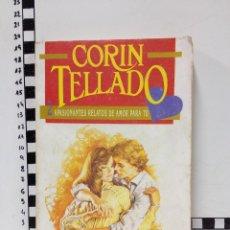 Libros de segunda mano: CORIN TELLADO RELATOS DE AMOR (O). Lote 107569091