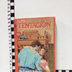 Libros de segunda mano: SUPER TENTACION UN ANTIGUO SECRETO (O). Lote 107569335