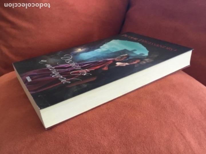 Libros de segunda mano: JACQUIE D'ALESSANDRO - DESPIERTOS A MEDIANOCHE (EDITORIAL VERGARA) - Foto 4 - 108373267