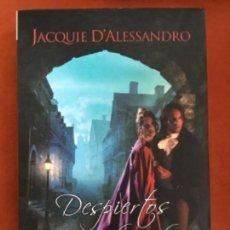 Libros de segunda mano: JACQUIE D'ALESSANDRO - DESPIERTOS A MEDIANOCHE (EDITORIAL VERGARA). Lote 108373267