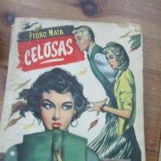 Libros de segunda mano: LIBRO CELOSAS PEDRO MATA COL POPULAR Nº 20 1955 L-1111-293. Lote 109012739