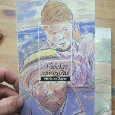 Libros de segunda mano: LIBRO NOVELAS AMOROSAS MARÍA DE ZAYAS 1999 BIBLIOTEX L-3858-194. Lote 109478019