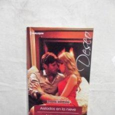 Libros de segunda mano: NOVELA ROMANTICA - COL. DESEO - AISLADOS EN LA NIEVE POR ANDREA LAURENCE . Lote 109577807