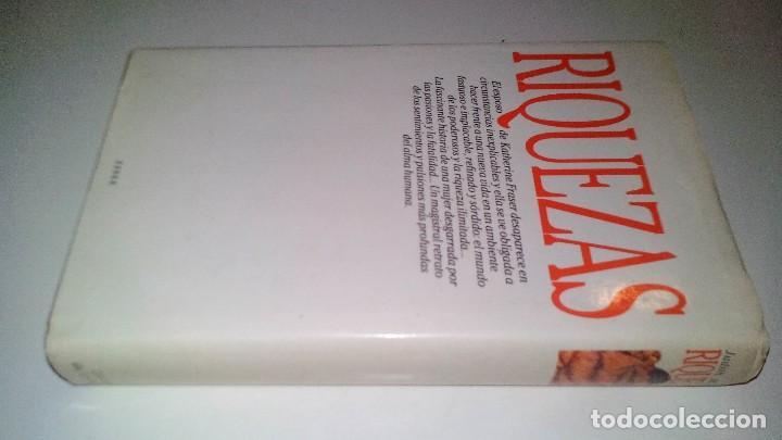 Libros de segunda mano: RIQUEZAS-JUDITH MICHAEL. CÍRCULO DE LECTORES 1990-TAPAS DURAS + CUBIERTA - Foto 2 - 117643168