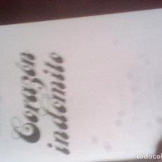 Libros de segunda mano: CORAZÓN INDÓMITO - LINDSEY,JOHANNA. Lote 111855703
