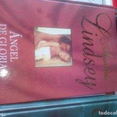 Libros de segunda mano: ANGEL DE GLORIA - JOHANNA LINDSEY / RBA. Lote 112206815