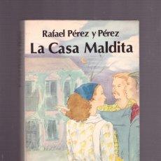 Libros de segunda mano: LA CASA MALDITA.. Lote 64275818