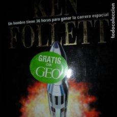 Libros de segunda mano: DOBLE JUEGO, KEN FOLLET, ED. GRIJALBO. Lote 113271851
