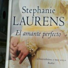 Libros de segunda mano: STEPHANIE LAURENS EL AMANTE PERFECTO. Lote 118608738