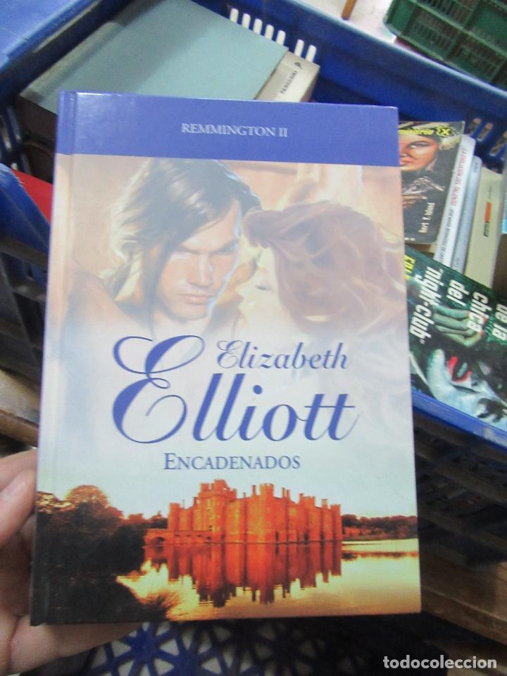 LIBRO ENCADENADOS REMMINGTON II ELIZABETH ELLIOTT 2009 RBA L-11649-791 (Libros de Segunda Mano (posteriores a 1936) - Literatura - Narrativa - Novela Romántica)