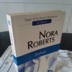 Libros de segunda mano: 3-EMBRUJO, NORA ROBERTS,2007. Lote 114621635