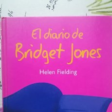 Libros de segunda mano: EL DIARIO DE BRIDGET JONES – HELEN FIELDING. Lote 115069859