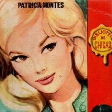Libros de segunda mano: RENUNCIACIÓN. PATRICIA MONTES. BIBLIOTECA DE CHICAS. EDICIONES CID, 1961.. Lote 115191063