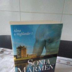 Libros de segunda mano: 98-EL VALLE DE LAS LAGRIMAS, SONIA MARMEN, 2008. Lote 115368367
