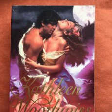 Livres d'occasion: KATHLEEN WOODIWISS - SHANNA (COLECCIÓN CISNE 45/3). Lote 115426891