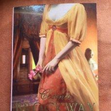 Libros de segunda mano: CONNIE BROCKWAY - AMARTE ES MI DESTINO (COLECCIÓN CISNE 68/1). Lote 115428255