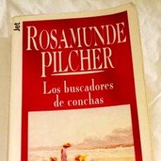 Libros de segunda mano: LOS BUSCADORES DE CONCHAS; ROSAMUNDE PILCHER - PLAZA & JANES 1996. Lote 115609131