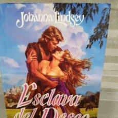 Libros de segunda mano: ESCLAVA DEL DESEO DE JOHANNA LINDSEY. Lote 116135559