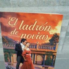 Libros de segunda mano: EL LADRÓN DE NOVIAS DE JACQUIE D'ALESSANDRO. Lote 116138479