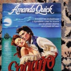 Libros de segunda mano: ENGAÑO DE AMANDA QUICK. Lote 116171712