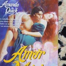 Libros de segunda mano: AMOR MÁGICO DE AMANDA QUICK. Lote 116174015