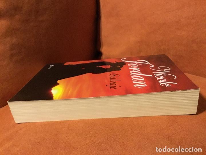 apretón Anillo duro deuda  nicole jordan - salvaje (editorial esencia) - Comprar Libros de novela  romántica en todocoleccion - 116184451