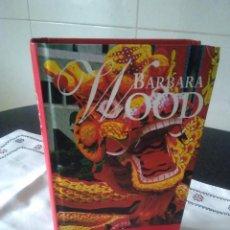 Libros de segunda mano: 91-ARMONIA ROTA, BARBARA WOOD, 2001. Lote 116214743