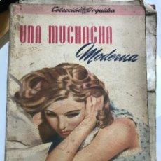 Libros de segunda mano: UNA MUCHACHA MODERNA DE M. MARYAN. Lote 116439364