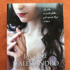 Libros de segunda mano: JACQUIE D'ALESSANDRO - MASCARADA (EDITORIAL VERGARA). Lote 116559083
