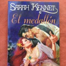 Libros de segunda mano: SARAH KENNET - EL MEDALLÓN (COLECCIÓN CISNE 38/6). Lote 116703707