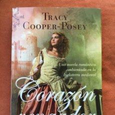 Libros de segunda mano: TRACY COOPER-POSEY -- CORAZÓN VENGADOR (EDITORIAL SWING). Lote 116729615