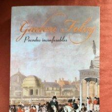Libros de segunda mano: GAELEN FOLEY - PECADOS INCONFESABLES (EDITORIAL PLAZA & JANÉS). Lote 116733199